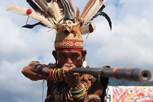 Ini 5 Kemistisan Suku Dayak