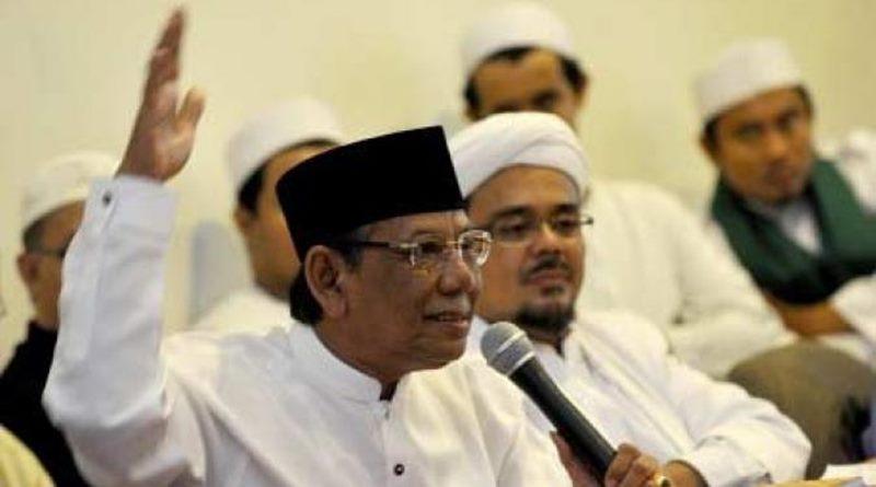 Ini Kenangan Ketika K.H. Hasyim Muzadi dan Habib Rizieq Bertemu