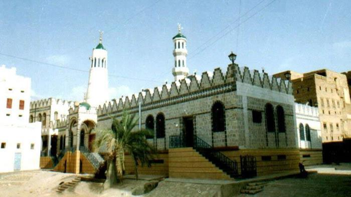 Ini Lho Masjid Imam Al-Haddad, Peninggalan Penyusun Ratibul Haddad di Tarim Yaman