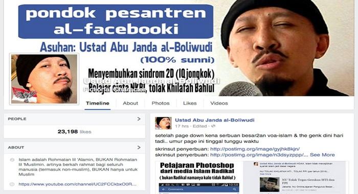 Warganet Geram, Abu Janda al-Boliwudi Bawa-bawa NU