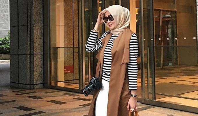 Ini Tren Hijab 2017 Paling Keren, Berkarakter, dan Bikin Cantik Maksimal