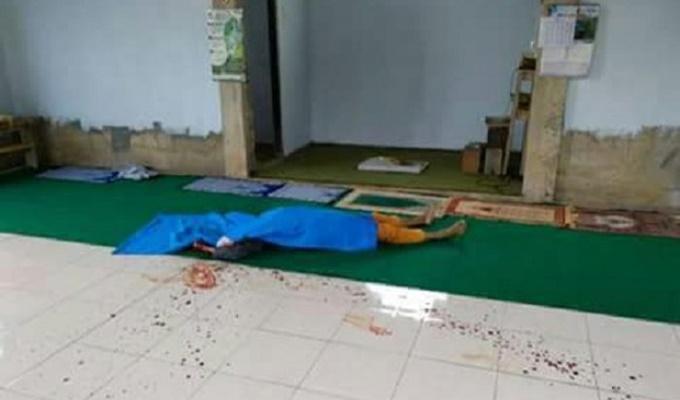Fakta di Balik Foto Pembunuhan di Mushalla Ini Diviralkan dan Dikaitkan dengan Bangkitnya PKI