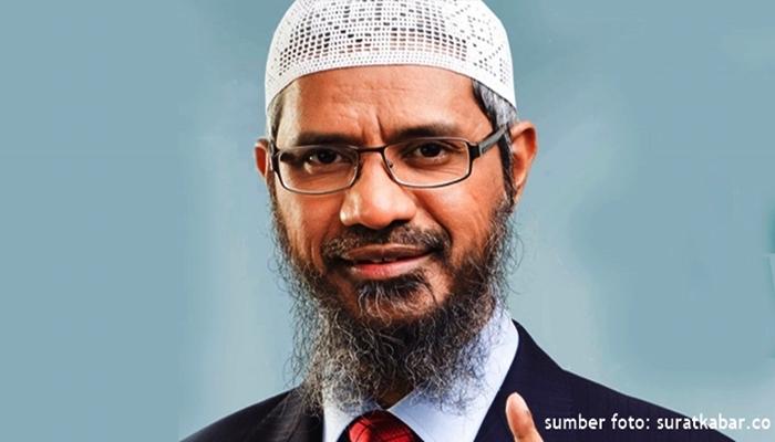 Ada yang Begitu Memuja, tapi Ada juga Sangat Membenci Dr. Zakir Naik