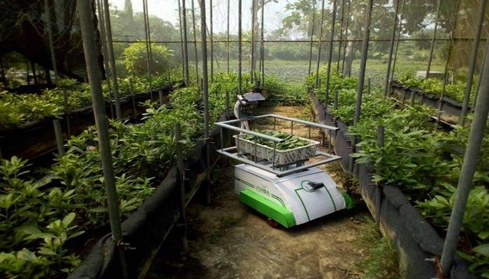 ASURA, Smart Assisting Robot untuk Petani, Karya Mahasiswa IPB
