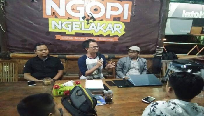 Tradisi Baru Anak Muda Belitung di Warkop