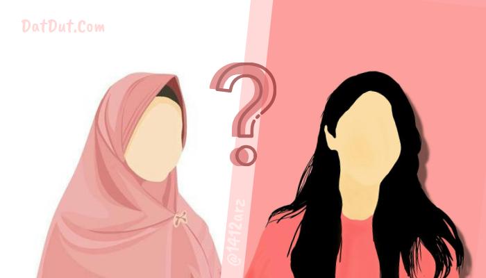 Antara Berhijab dan Tidak, Mana yang Lebih Cantik?