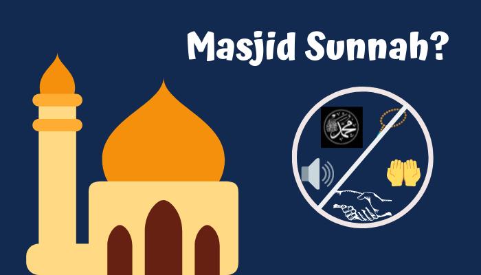 Mau Salat di Masjid Sunnah atau Masjid Bidah?